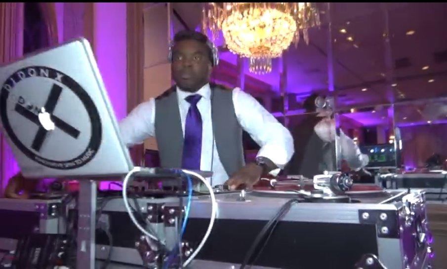 DJ Don X. Wedding DJ 2012